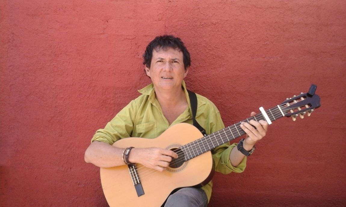 Curd Ridel musicien - guitare
