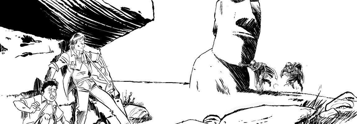 Ushuaia – Les 3 albums de la série