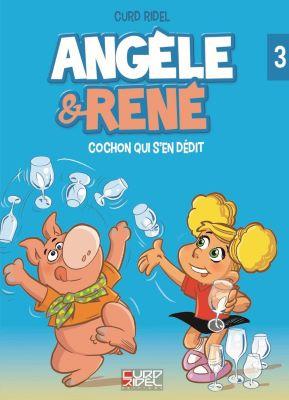 Angèle et René - Tome 3