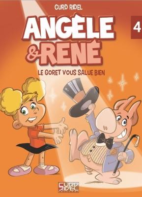Angèle et René - Tome 4
