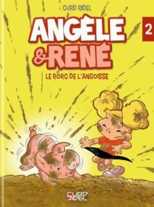 Angèle et René - Tome 2 - Grand Format