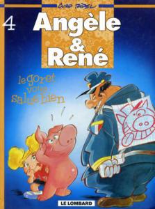 Angèle et René - tome 4 (Épuisé)