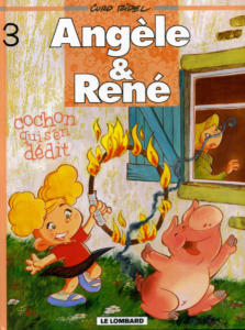 Angèle et René - tome 3 (Épuisé)
