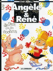 Angèle et René - tome 5 (Épuisé)