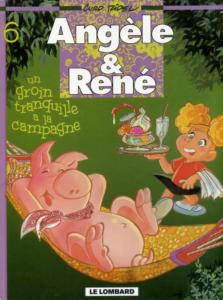 Angèle et René - tome 6 (Épuisé)