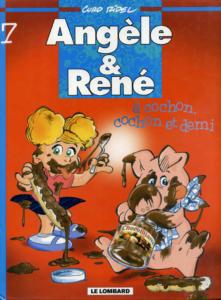 Angèle et René - tome 7 (Épuisé)