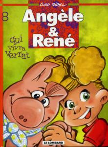 Angèle et René - tome 8 (Épuisé)