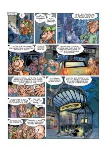 Le Bâtard des Étoiles - Tome 1 - Le regard des autres - Planche 3