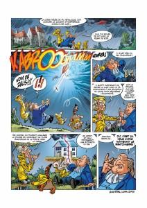 La folle histoire de l'électricité - Tome 1 - Planche 1