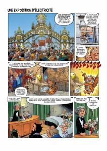 La folle histoire de l'électricité - Tome 1 - Planche 2