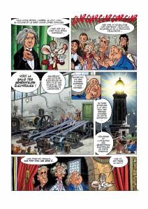 La folle histoire de l'électricité - Tome 1 - Planche 4