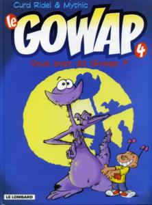 Le Gowap - tome 4 (Épuisé)