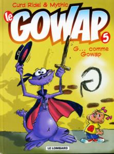 Le Gowap - tome 5 (Épuisé)