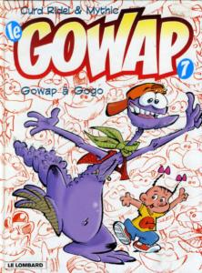 Le Gowap - tome 7 (Épuisé)