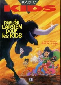 Radio Kids - Tome 1 - Pas de Larsen pour les Kids