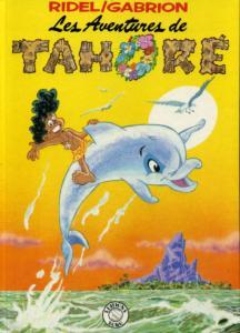 Les aventures de Tahoré - Tome 1 - Couverture