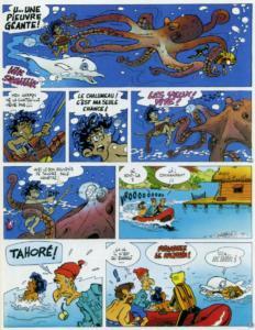 Les aventures de Tahoré - Tome 1 - Planche 3