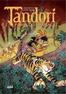 Tandori - Tome 3 - Un Livre dans la Jungle
