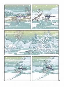 Le vilain petit Canard - Tome 1 - Planche 3