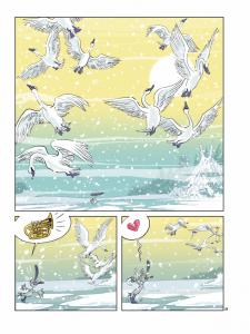 Le vilain petit Canard - Tome 1 - Planche 4