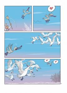 Le vilain petit Canard - Tome 1 - Planche 6