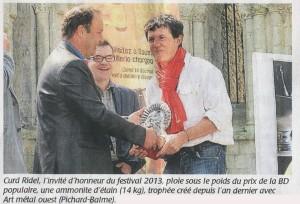 Festival 2013 - BD populaire