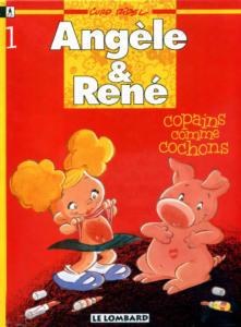 Angèle et René - tome 1 (Épuisé)